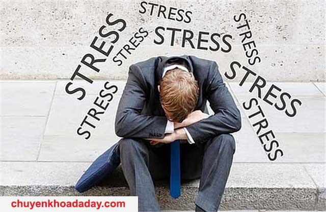 Căng thẳng nguyên nhân gây viêm loét dạ dày