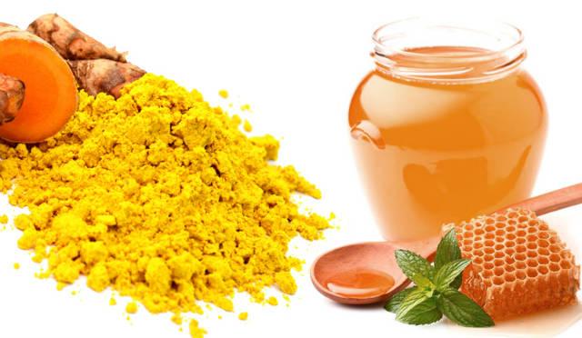 Cách trị viêm loét dạ dày bằng nghệ và mật ong