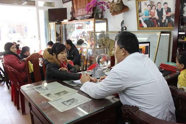 Địa chỉ chữa bệnh đau dạ dày tốt ở Lào Cai