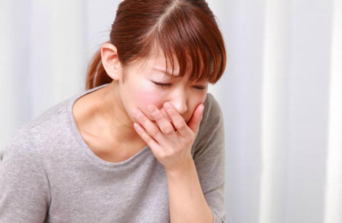 Buồn nôn- Dấu hiệu trào ngược dạ dày thực quản
