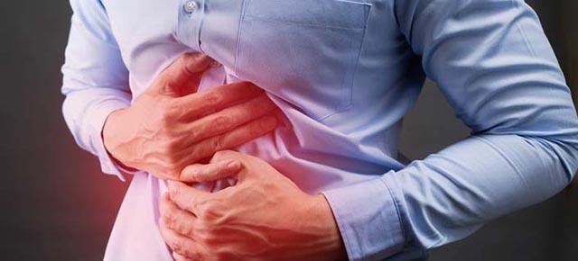 Bị đau dạ dày do chứng viêm loét dạ dày