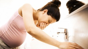 Biểu hiện đau dạ dày khi mang thai