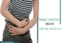 Đau quặn bụng - Triệu chứng bệnh viêm đại tràng co thắt
