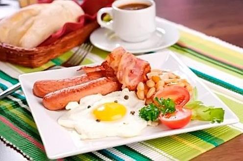 bữa ăn sáng cho người bị đau dạ dày