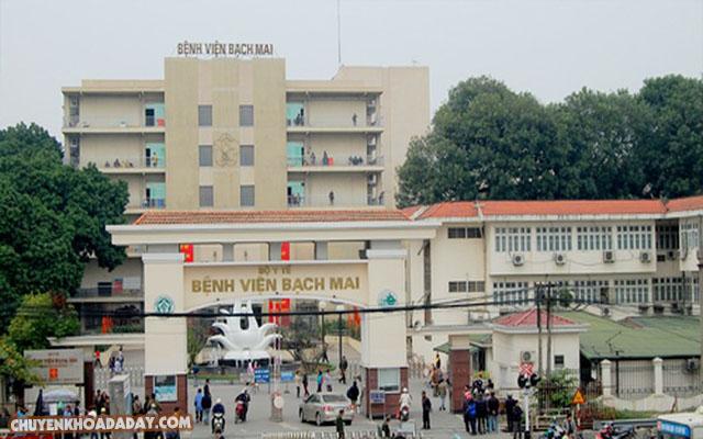 Nội soi dạ dày tại Bệnh viện Bạch Mai