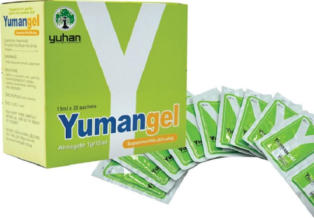 Hướng dẫn cách dùng thuốc dạ dày chữ Y