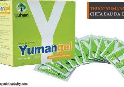 Hướng dẫn sử dụng thuốc chữa đau dạ dày chữ Y