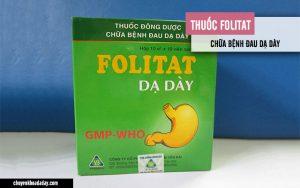 Thuốc Folitat chữa đau dạ dày