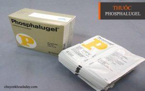 Có thể dùng thuốc Phosphalugel cho phụ nữ mang thai