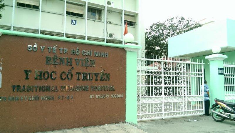 Bệnh viện Y học cổ truyền thành phố Hồ Chí Minh
