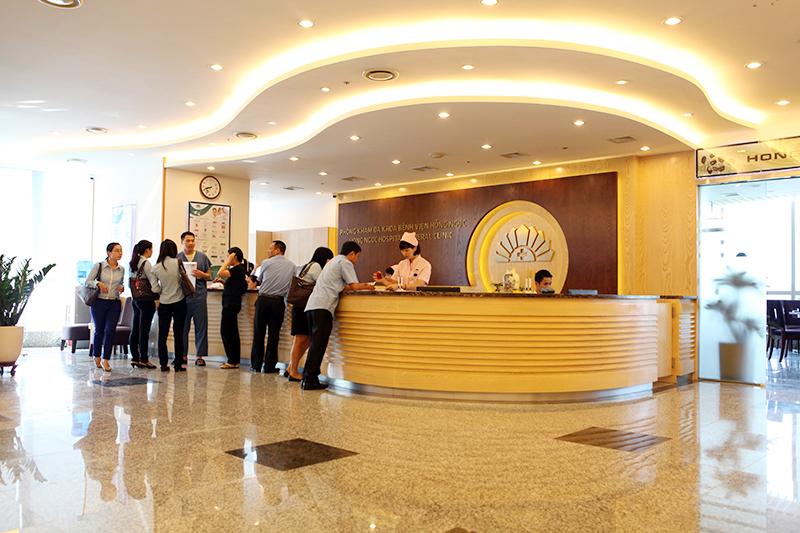 Phòng khám đa khoa Bệnh viện Hồng Ngọc