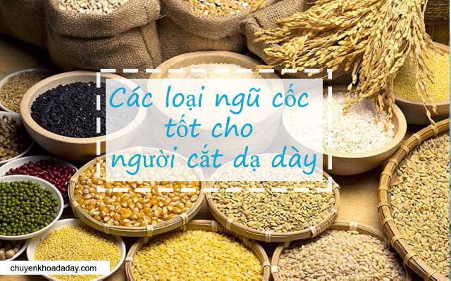 Bổ sung các loại ngũ cốc vào chế độ ăn của người bệnh