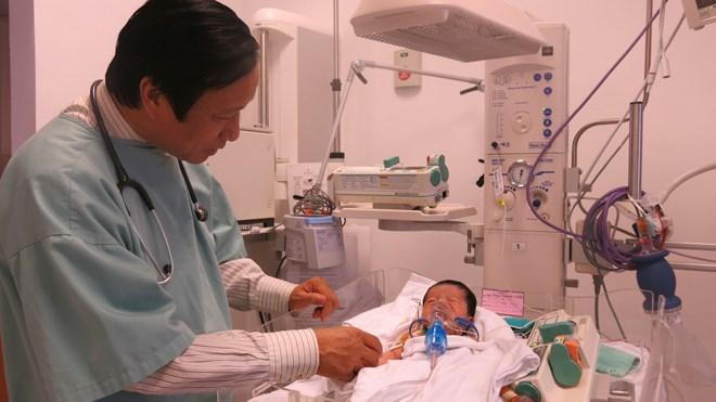 Thoát vị cơ hoành bẩm sinh ở thai nhi, trẻ sơ sinh và cơ hội cứu chữa-2