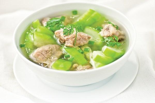 Cách ăn uống giúp bảo vệ dạ dày của bạn-các món canh