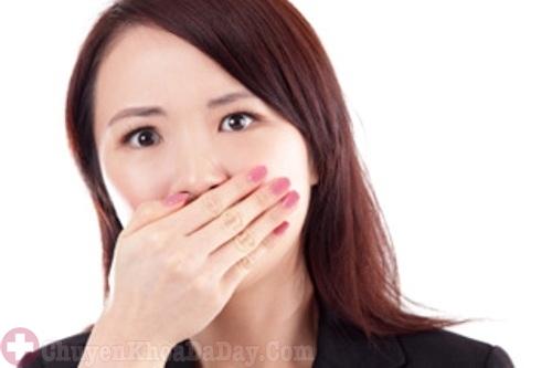 Bệnh dạ dày do nhiễm vi khuẩn Hp gây hôi miệng?-3