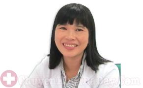 Bác sĩ Lê Thị Tuyết Phượng -Trưởng khoa Nội tiêu hóa, Bệnh viện Nhân dân 115