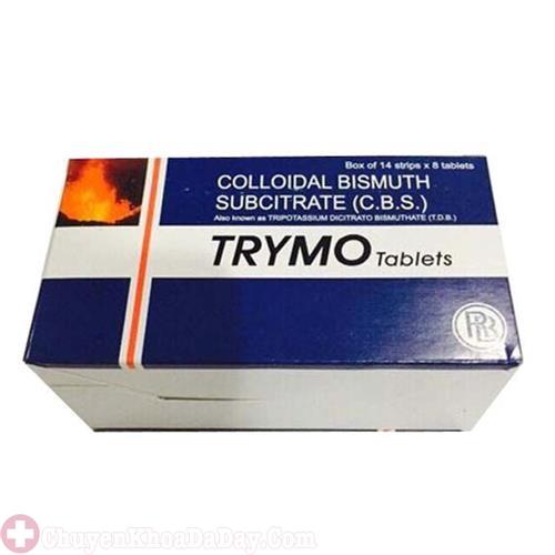 Thông tin về thuốc Trymo điều trị bệnh dạ dày-2