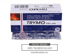 Thông tin về thuốc Trymo