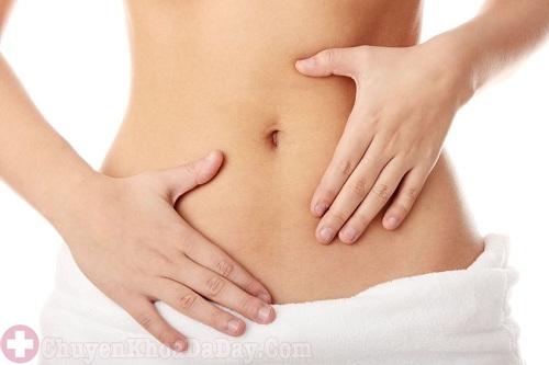 Động tác xoa bụng nhiều chữa đau dạ dày