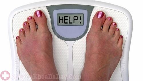 Sụt cân - Triệu chứng đau dạ dày dễ nhận biết