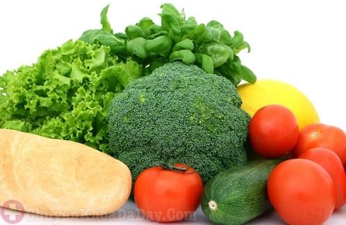 Bổ sung chất dinh dưỡng phòng ngừa ung thư dạ dày