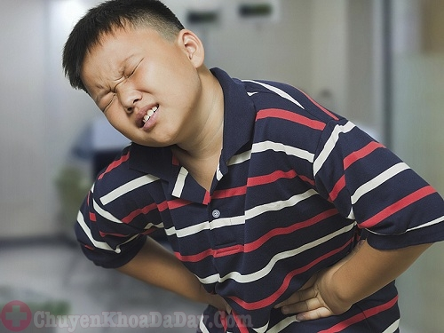 Trẻ bị nhiễm vi khuẩn Hp nên điều trị theo phác đồ