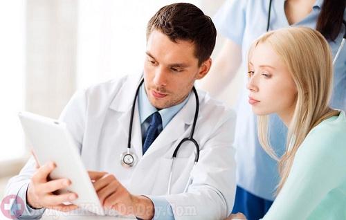 Đau dạ dày có thể uống thuốc tránh thai
