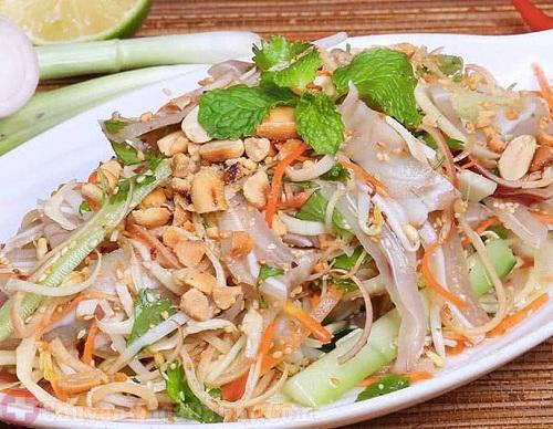 Món ăn chữa đau dạ dày bằng hoa chuối
