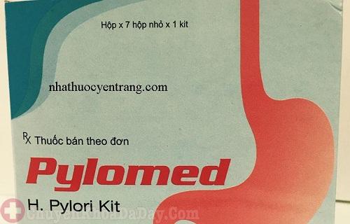 Công dụng của thuốc Pylomed
