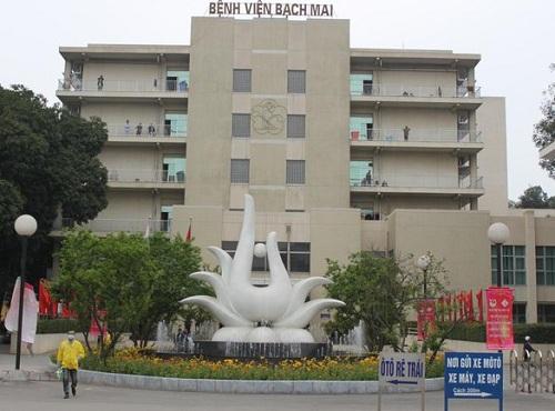 Khám tiêu hóa ở bệnh viện Bạch Mai