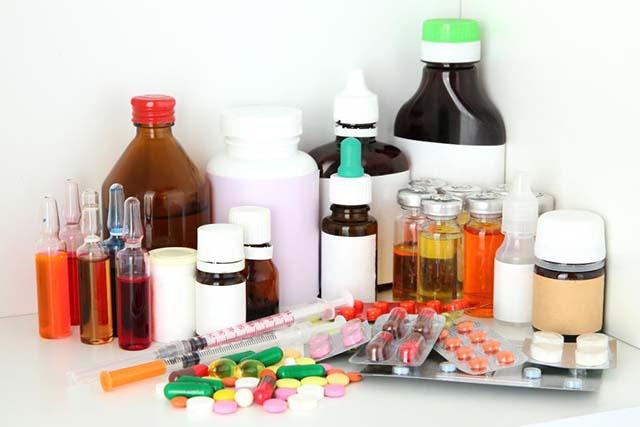 Thuốc Tây điều trị đau dạ dày