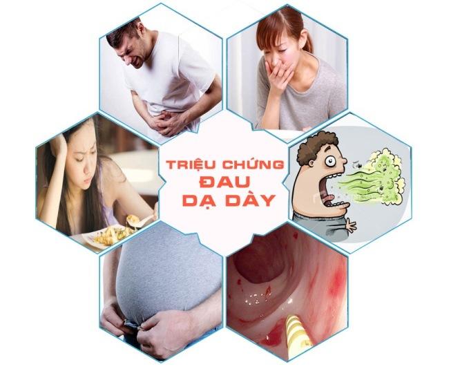 Nhận biết triệu chứng đau dạ dày đơn giản