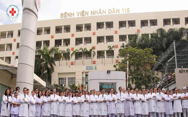 Xét nghiệm vi khuẩn hp ở đâu (Bệnh viện 115)
