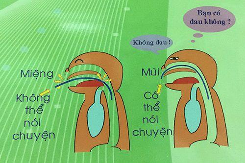 Nội soi bằng đường mũi có nhiều ưu điểm