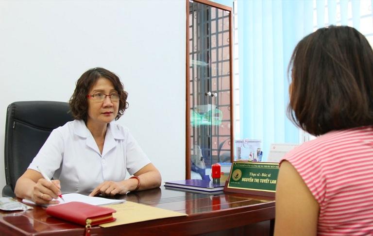 Bài thuốc sơ can bình vị tán do Thạc sĩ, bác sĩ CK II Nguyễn Thị Tuyết Lan cùng các cộng sự nghiên cứu