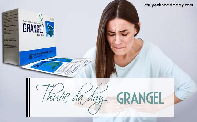 thuốc dạ dày Grangel
